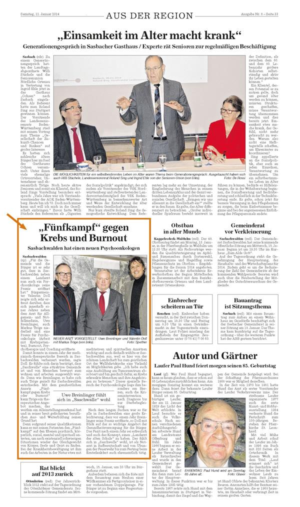 Artikel_Fuenfkampf-gegen-Krebs-und-Burnout-Januar-2014